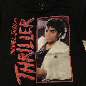 Michael Jackson Thriller T-Shirt Medium